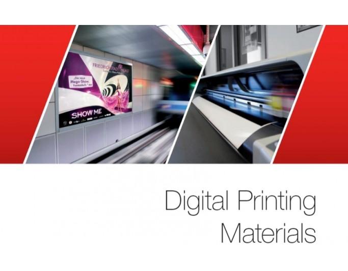 Solvent Print Media